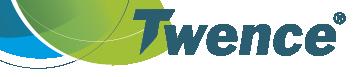 TWC-Boog en logo compact