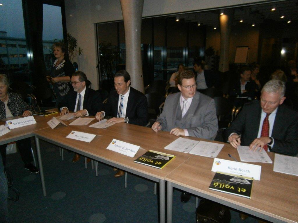 Ondertekening Samenwerkings PCPT Oost