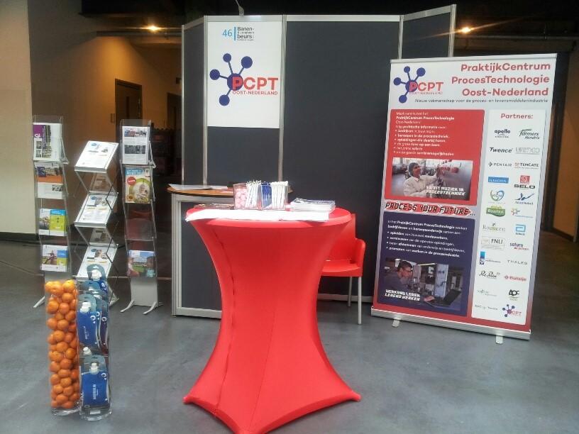 PCPT op de Banen- & Loopbaanbeurs op 8 en 9 april in De Gieterij in Hengelo
