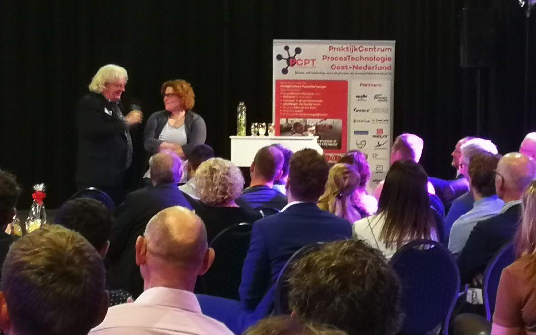 Eerste PCPT-Conferentie groot succes