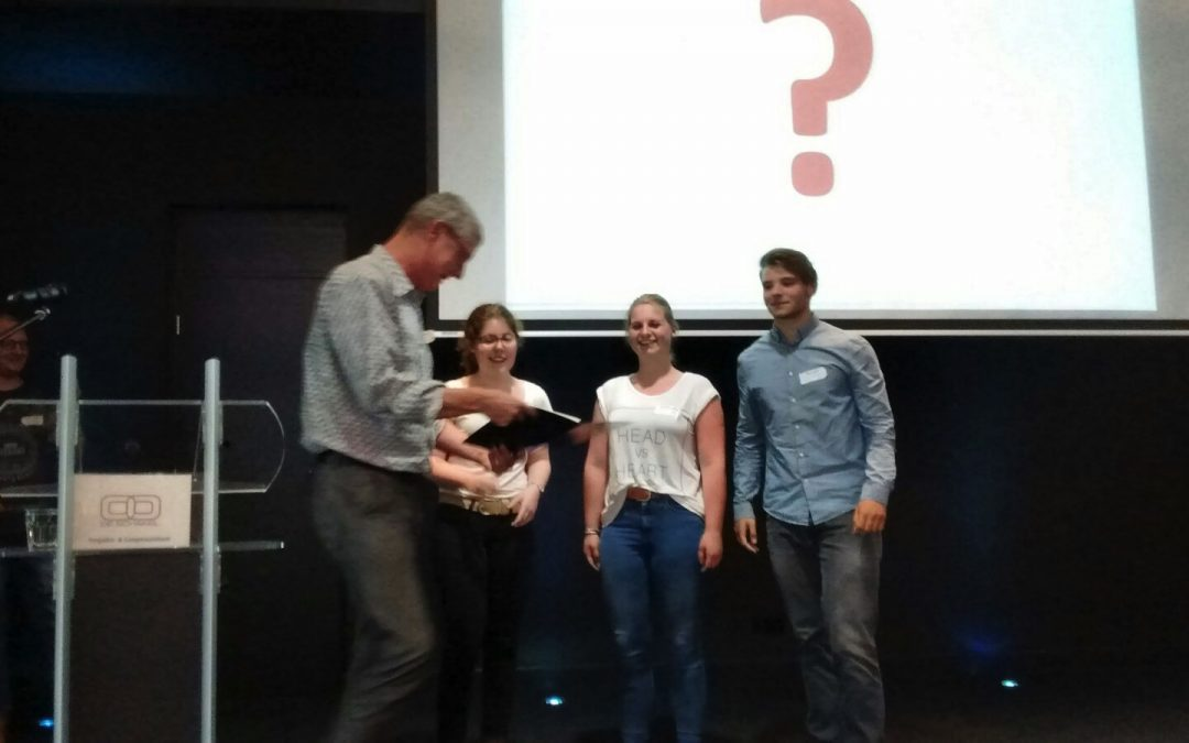 Studenten Laboratoriumtechniek ROC van Twente vallen in de prijzen…