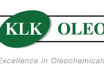 KLK OLEO logo - with slogan