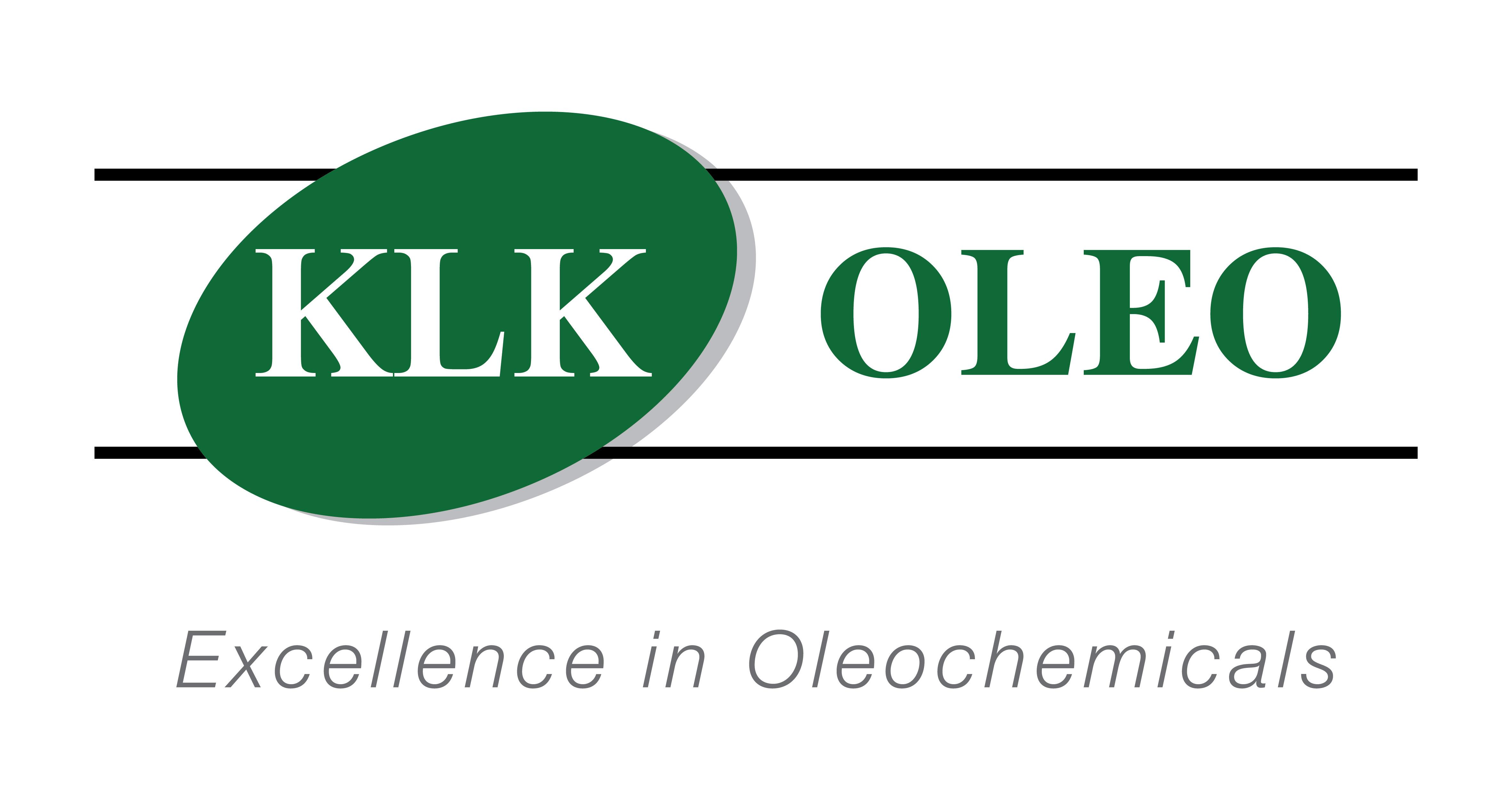 KLK OLEO logo - with slogan