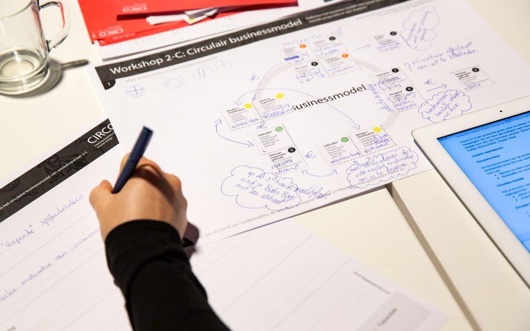 Provincie Overijssel biedt honderd productiebedrijven CIRCO Track aan